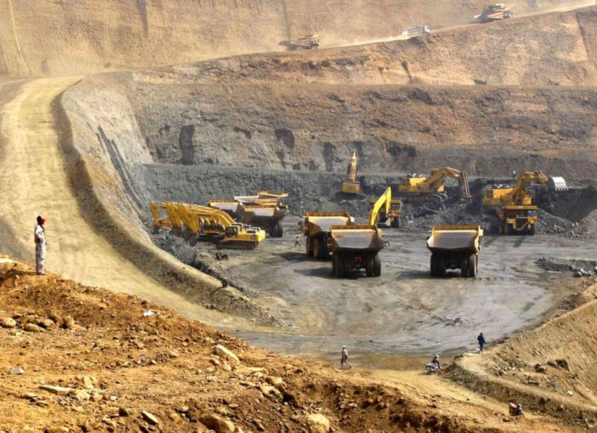 Due to the sensitivity surrounding the industries, the reforms of Myanmar's state owned enterprises engaging in mineral resources extraction