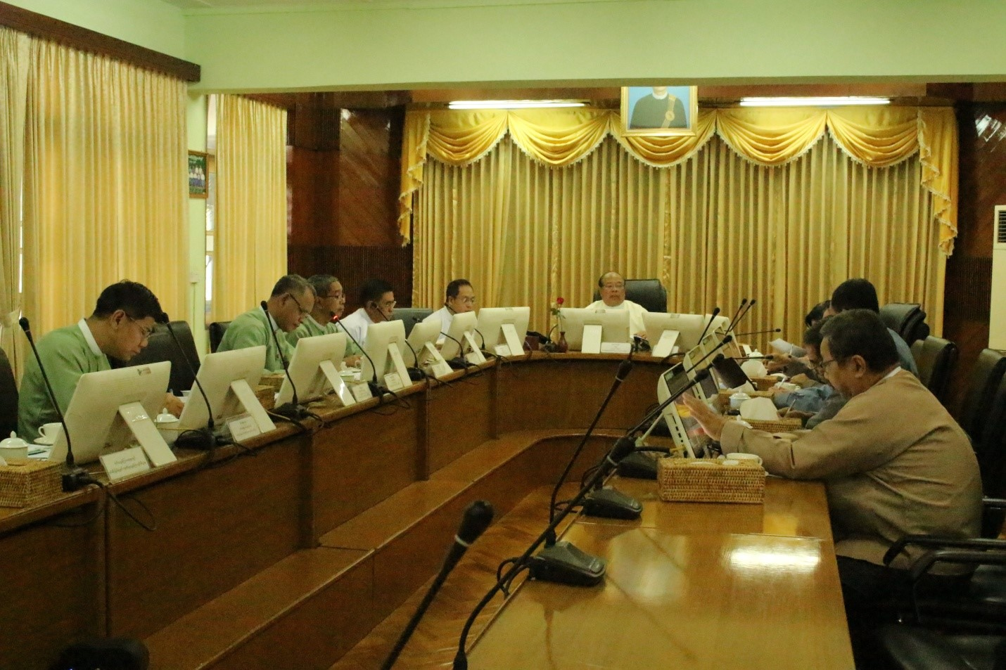 Myanmar Investment Commission (MIC) approved seven investment proposals with over 1,100 job opportunities