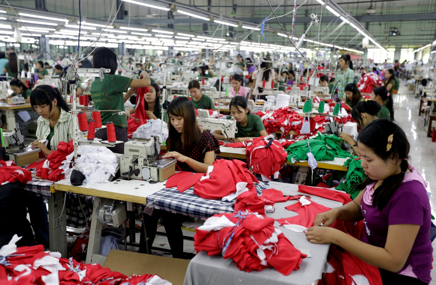 Myanmar should enhance the production of domestic products to grow local economy and raise their quality to international standards