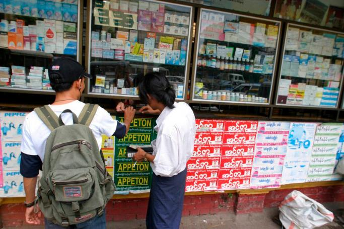 The value of Myanmar pharmaceutical imports soared to USD $ 678.24 million in the past 2019 – 2020 financial year