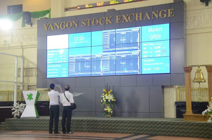 The foreign investors hold 13.4 percent of FMI shares in equity market as of the end of November in 2020