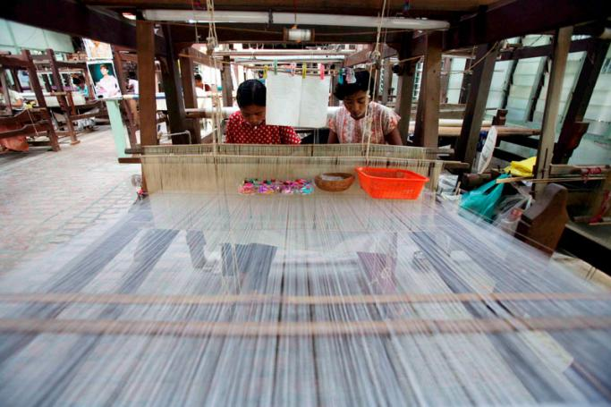 Myanmar authorities will host International Textile Garment