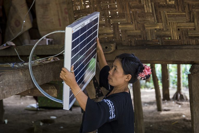 World Wildlife Fund- Myanmar (WWF-Myanmar) signed a MOA with Kayin State Government to support renewable energy by assisting investors to enter the energy sector and producing electricity with a lower price in Kayin State