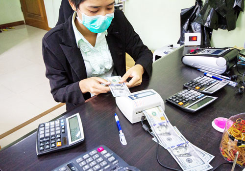 A Difference Between The Official And Unofficial Exchange Rate Remains Despite Central Bank Of Myanmar Has Brought Its Reference Close To Market S