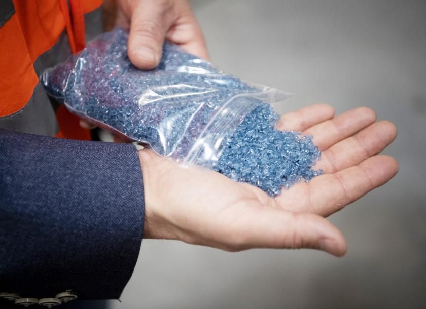 Myanmar will export recycled plastic pellets to China due to the high demand of plastics pellets in China