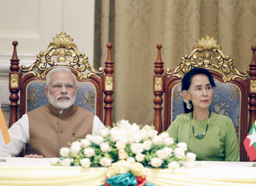 Bilateral trade between Northeast India and Myanmar can be raised significantly to strengthen economic ties between the two countries