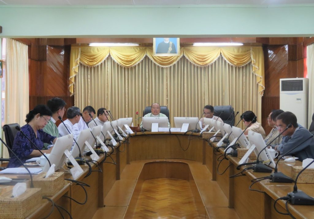 Myanmar Investment Commission (MIC) approved five investment proposals with 1,100 job opportunities on 05 April 2019