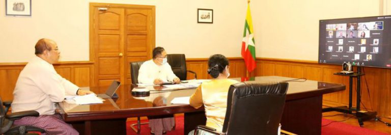 United States (US) interested to increase economic cooperation with Myanmar during the post COVID – 19