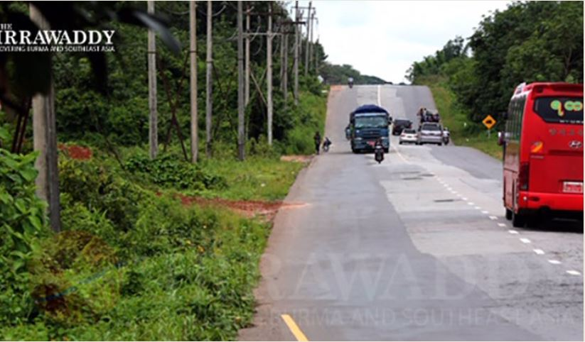 Myanmar parliament approved USD $ 438.8 million loans from Asian Development Bank (ADB) for Mekong Corridor highway