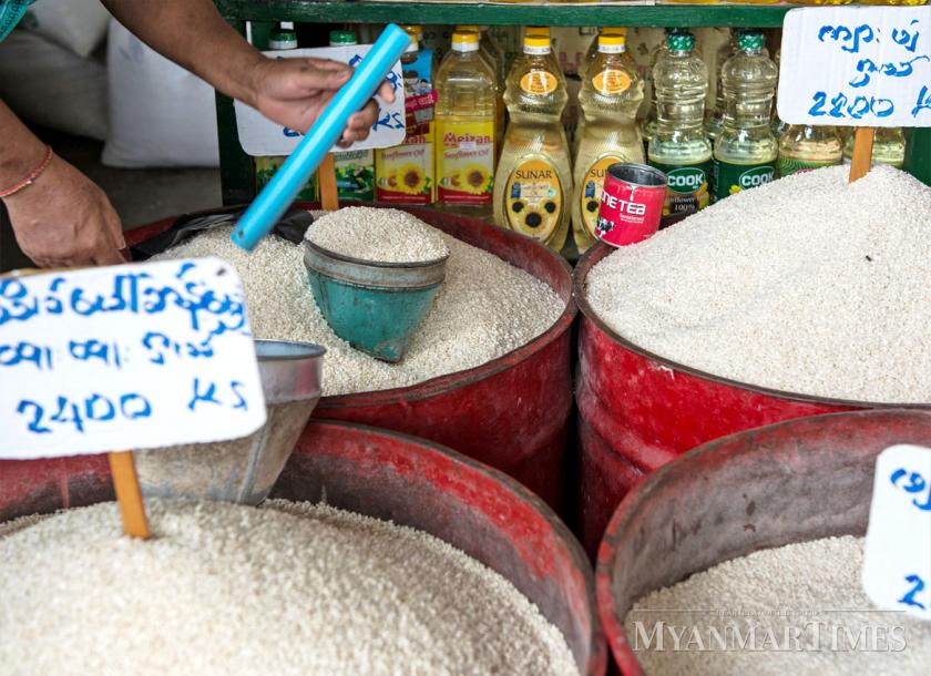 Myanmar Rice Federation (MRF) shown that State's rice reserves to be sold at fairer price
