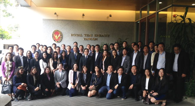 Royal Thai Embassy Highlights Thailand's Policy to Promote Relations and Cooperation with Neighbouring Countries