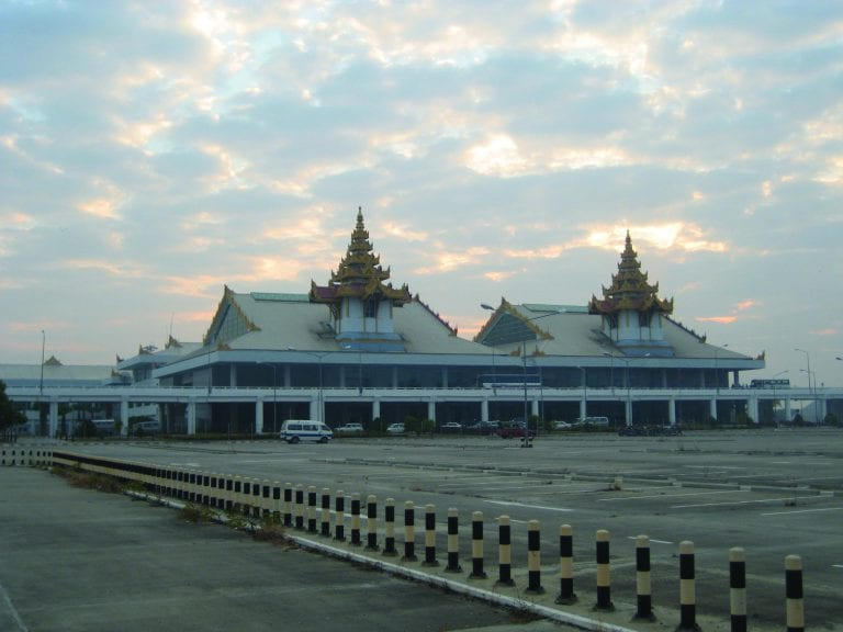 Japan's NEC Corp will implement an airport surveillance radar system at international airports in Myanmar in order to improve the safety and efficiency of Myanmar's air traffic control services